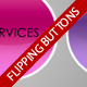 Rounded Flipping Buttons - ActiveDen Item for Sale