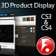 3D Product Display - GraphicRiver Item for Sale