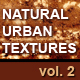 Natural urban textures pack, volume 2