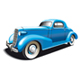 Blue Old Car - GraphicRiver Item for Sale
