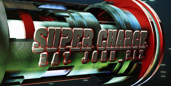 After Effects Project - VideoHive Super Carge 2424977