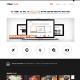 PeachFolio - Premium WordPress Portfolio Theme - ThemeForest Item for Sale