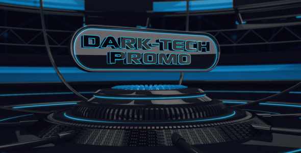 After Effects Project - VideoHive Dark-Tech Promo 2471123