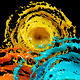 11 Colors Radial Splash - GraphicRiver Item for Sale