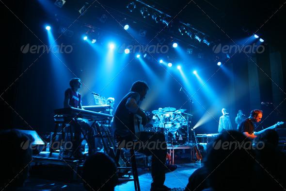 PhotoDune rock concert 277307