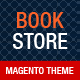 Book Store Magento Theme - ThemeForest Item for Sale