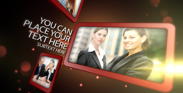After Effects Project - VideoHive Way To The Top 2475793