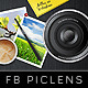 Facebook Piclens - GraphicRiver Item for Sale