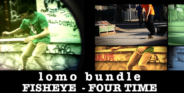 After Effects Project - VideoHive Lomo Bundle 2477918