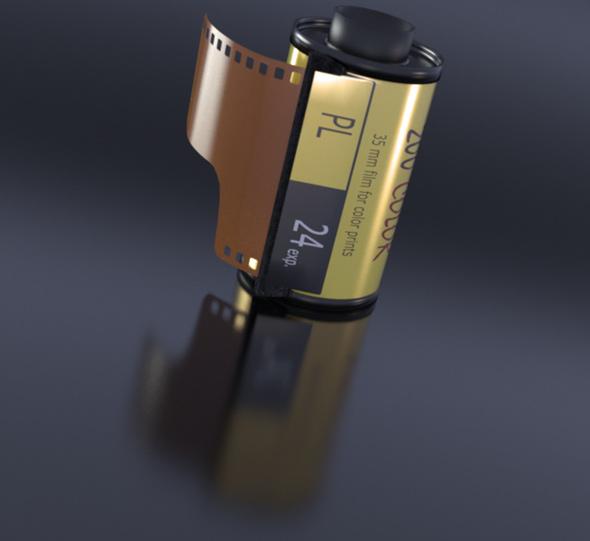 3DOcean Photographic Film 90733