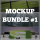 Mockup Bundle #1 - GraphicRiver Item for Sale