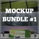 Mockup Bundle #1 - GraphicRiver Item for Sale