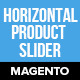 Horizontal Product Slider Magento Extension