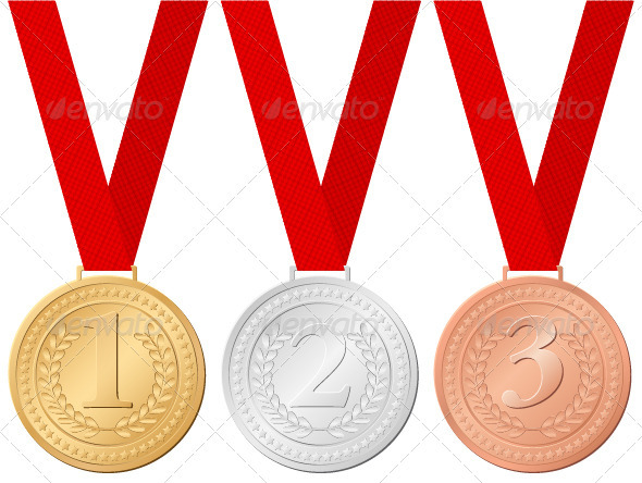 sport medals - Sports/Activity Conceptual