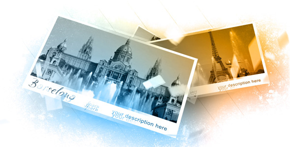 VideoHive Travel Promo 2482308