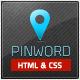 Pinword - modèle personnel et Blog - Creative Photography