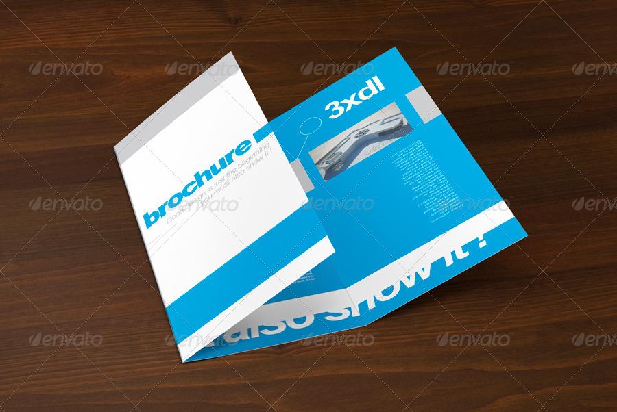 dl brochure template - tri fold dl brochure by yogurt86 graphicriver