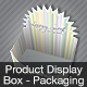 Product Display Box - Packaging - GraphicRiver Item for Sale
