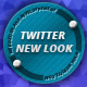 Twitter Background #2 - GraphicRiver Item for Sale
