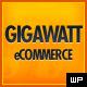 Gigawatt - eCommerce WordPress Theme