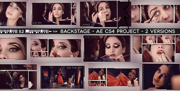 VideoHive Backstage 2485577