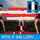 HTML5 Gallery / Banner with Buttons  - WorldWideScripts.net Item for Sale