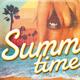 Summer Vintage House / Flyer - GraphicRiver Item for Sale