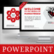 Marketbees PowerPoint Template - GraphicRiver Item for Sale