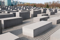 Memorial to the murdered Jews of Europe in Berlin. Germany - PhotoDune Item for Sale