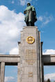 The Sowjetische Ehrenmal (Soviet Memorial) located in the Tiergarten  - PhotoDune Item for Sale