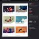 BlockFolio - Premium Portfolio HTML Template - ThemeForest Item for Sale
