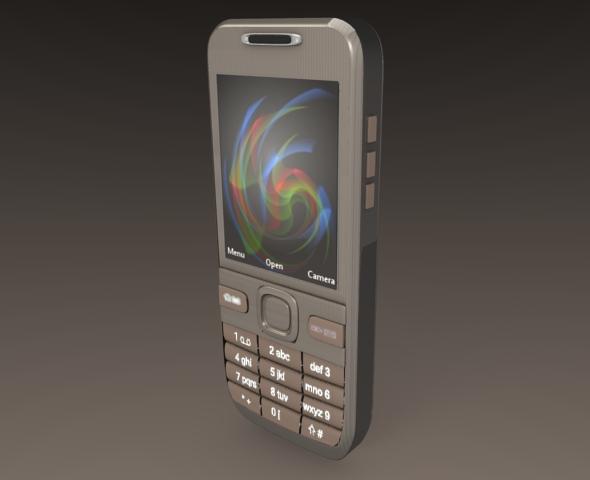 3DOcean Nokia E52 mobile phone 91119