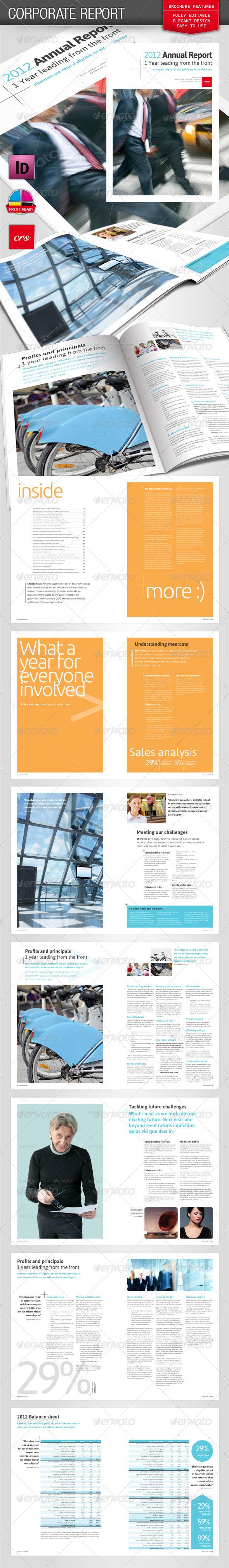 GraphicRiver Corporate Brochure 2491746