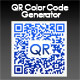 QR Color Code Generator - CodeCanyon Item for Sale