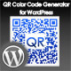 QR Color Code Generator for WordPress - CodeCanyon Item for Sale