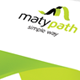 Maty Path Corporate Identity - GraphicRiver Item for Sale