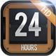 24 Hours HD App Pack - GraphicRiver Item for Sale
