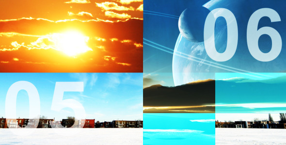 After Effects Project - VideoHive Video Display 2493146