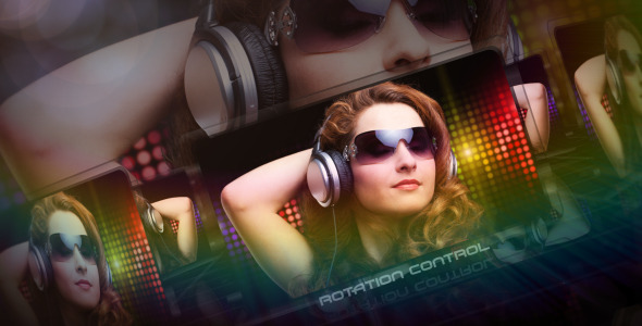 After Effects Project - VideoHive Rotation Control 2493816