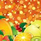 Bright Fruits Background - GraphicRiver Item for Sale