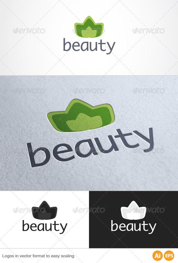 GraphicRiver Beauty Logo 2494030