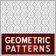 Geometric Pixel Photoshop Patterns - GraphicRiver Item for Sale