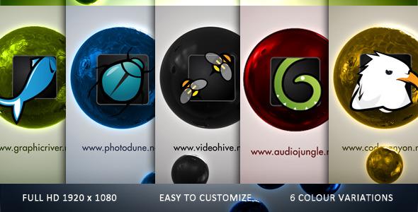 VideoHive Mateball Logo Reveal 2494939