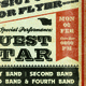 Vintage Music Poster Template - GraphicRiver Item for Sale