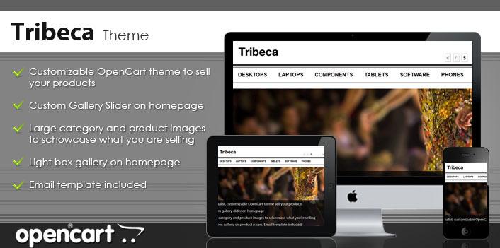 Tribeca OpenCart