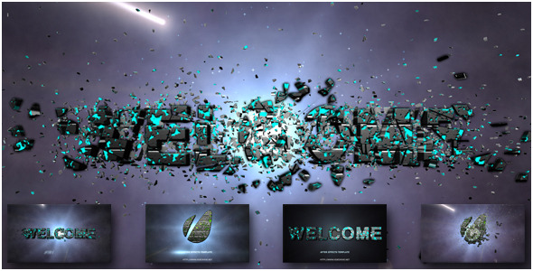 After Effects Project - VideoHive construct a logo 2500772