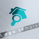 Home Finder Real Estate Logo Template - GraphicRiver Item for Sale