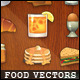 Realistic Food Vectors
