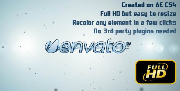 VideoHive Elegant Rolling Text&Logo 2502517