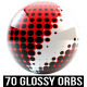 70 High Gloss Orbs - GraphicRiver Item for Sale